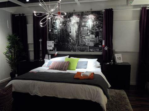 ikea showroom bedroom 1000 ideas about urban chic bedrooms on pinterest