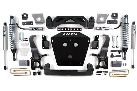 Toyota Lift Kit Toyota Tundra 7 Quot Bds Lift Kit With Fox Racing Coil