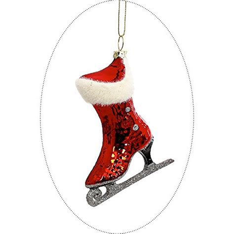 christmas tree glass shoe ornaments it s christmas time