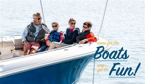 bradenton boat show experience the sea ray slx 350 outboard at the bradenton