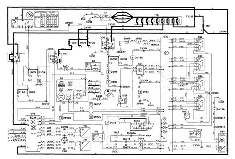 volvo c70 1998 2004 wiring diagrams heater
