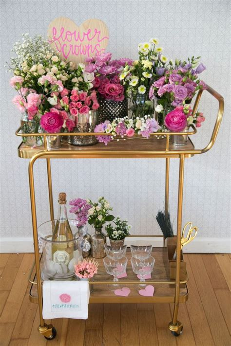 Table Shower Happy Ending by Garden Themed Bridal Shower Ideas For Your Bridal