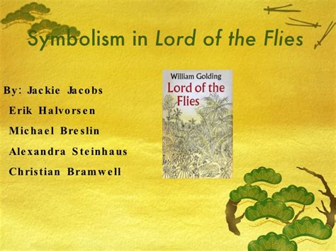 symbols in lord of the flies and quotes lord of the flies jack quotes quotesgram