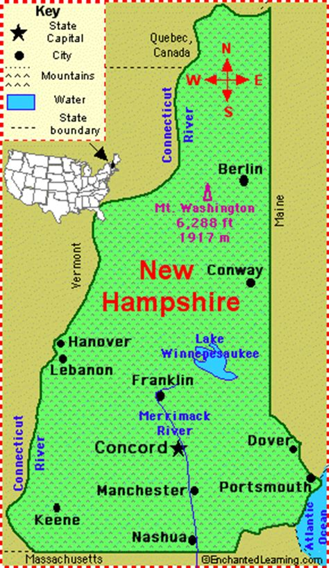 manchester new hshire map city map new hshire