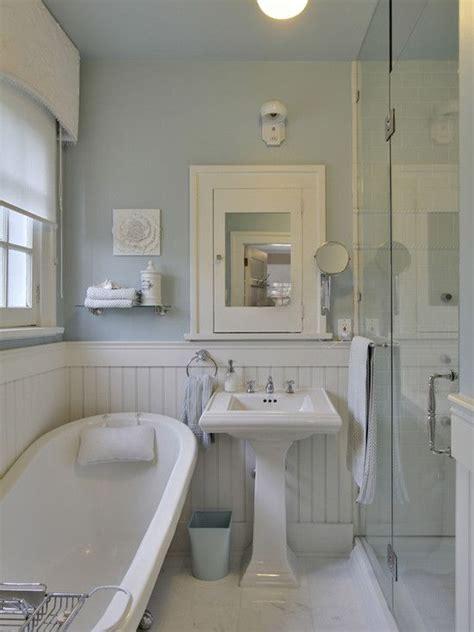 cottage badezimmer designs blue cottage bathroom