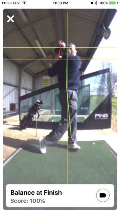 app for golf swing analysis swingbot golf swing video analysis coach app report on