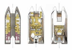Catamaran Floor Plans Houseboat Floor Plan Design Catamaran Floor Plans Friv