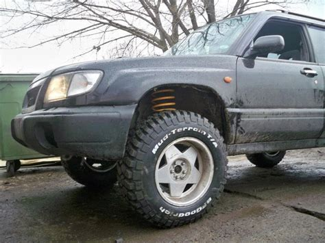 1999 subaru forester lifted 1000 images about lifted subies on pinterest