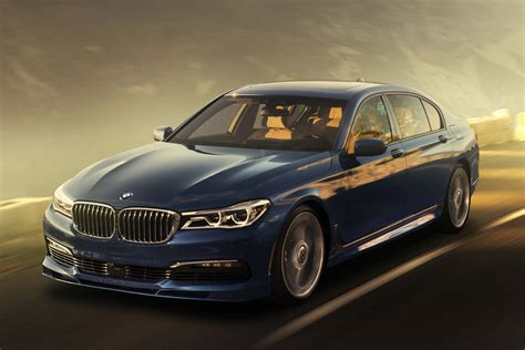 this closest this is the closest thing you can buy to a bmw m7