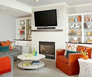 gray walls with teal fireplace accent wall iowa home pinterest 193 best images about living room ideas on pinterest