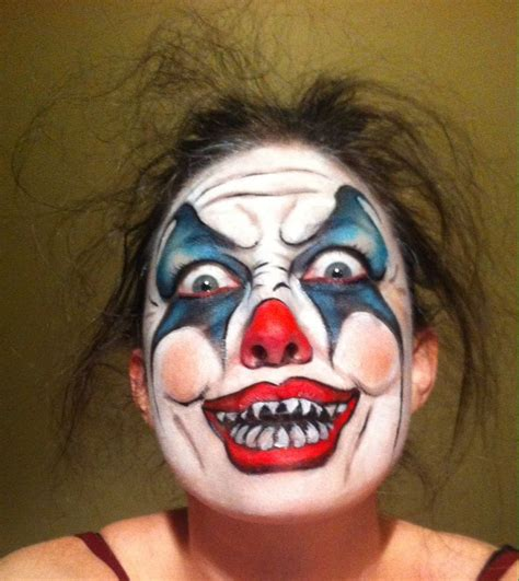 Best 25 Scary Clown Pics by Best 25 Scary Clown Makeup Ideas On Scary