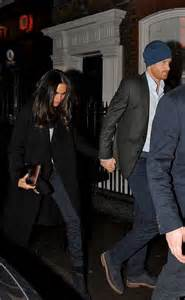 prince harry and girlfriend meghan markle photographed