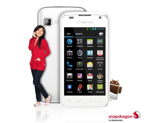 Touchscreen Smartfren Ad685gandromax I New dunia informasi oktober 2012