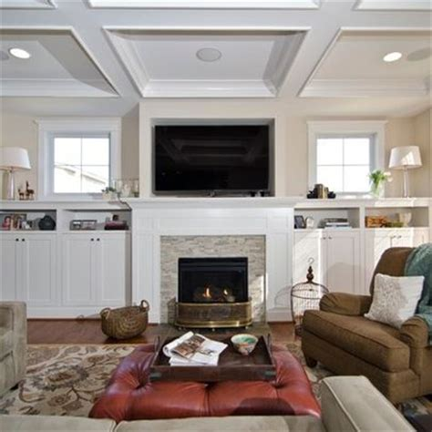 built in shelves around fireplace with windows 1000 images about fireplace on shelves