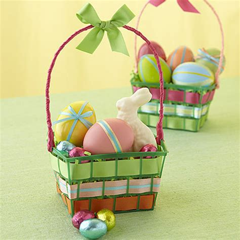 easter basket craft 13 beautiful diy easter baskets