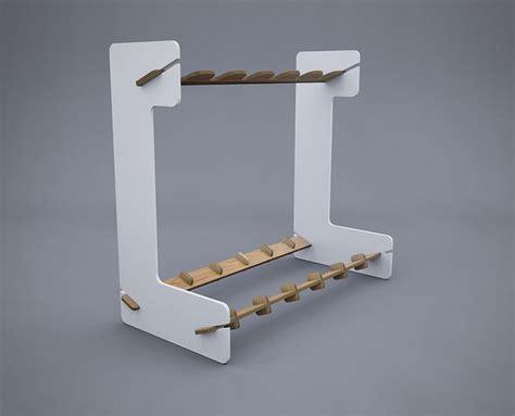 guitar storage rack plans best 25 guitar rack ideas on guitar stand