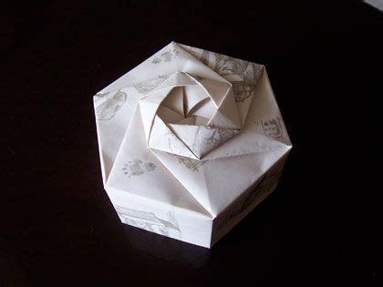 Origami Box Pdf - hexagon fancy lid pdf tutorial gt gt gt http serena net23