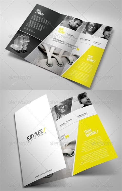 tri fold brochure words and tri fold brochure template on