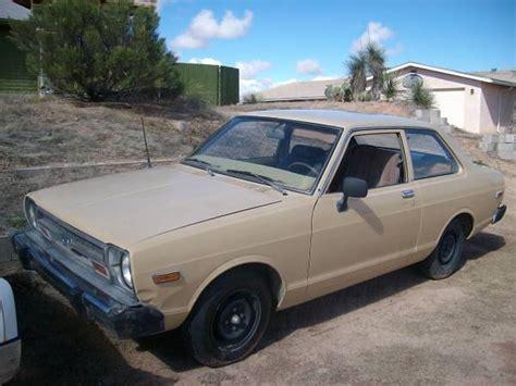 doors for sale az 1979 datsun b210 2 door coupe for sale in benson arizona