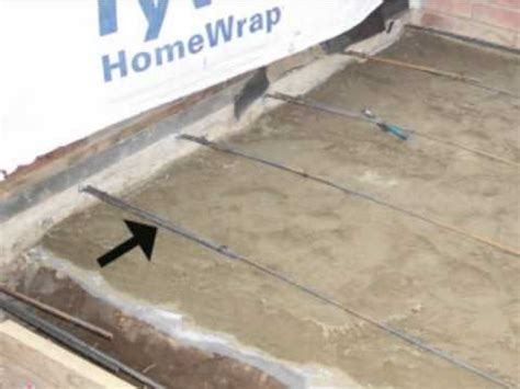 How To Lap Concrete Foundation Rebar   Home Building   YouTube
