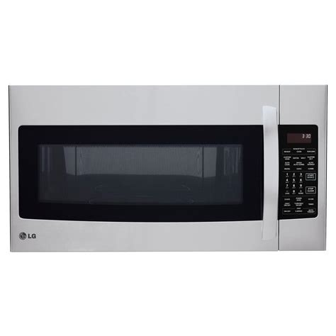 lg electronics 1 7 cu ft the range convection