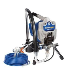 home depot airless paint sprayer reviews graco magnum prox21 stand airless paint sprayer 17g181