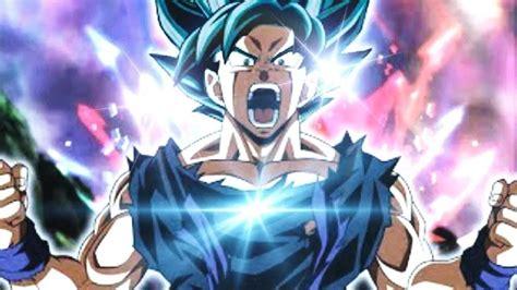 Master Goku goku masters ultra instinct in 20 minutes