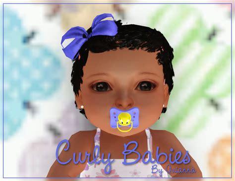 cc hair sims 4 baby quianna january 2015