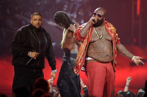 dj khaled tattoos rick ross and dj khaled photos photos bet awards 11