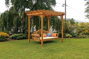 Wooden Pergola Designs by Tyual