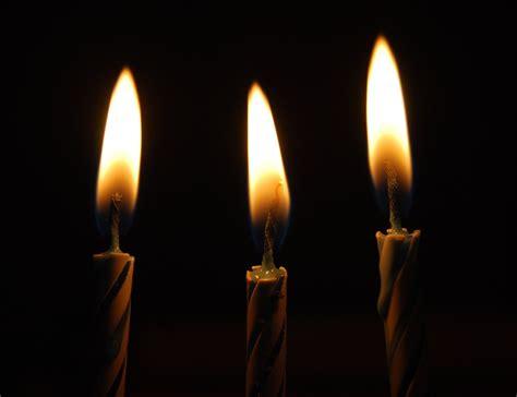 sto per candele tre candeline carmine de cicco