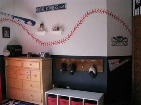 for alex s baseball themed bathroom jace s big boy room