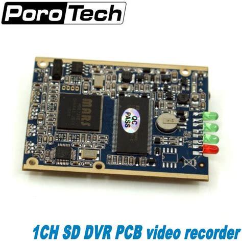 mini dvr modul 1ch d1 xbox dvr support popular digital rca sd card recorder buy cheap