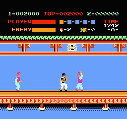 play kung fu nintendo nes online | play retro games online