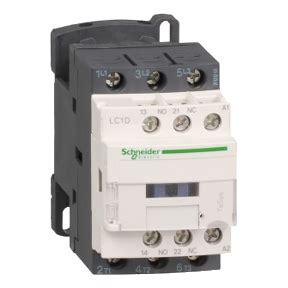 lc1d25p7 tesys d contactor 3p(3 no) ac 3