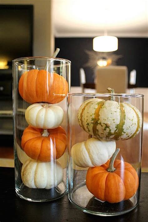 easy fall decor 8 easy and chic ways to dress up your pumpkins for