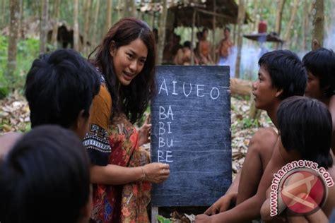 film dokumenter suku pedalaman motivator guru bengkayang desember 2013