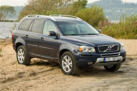 2013 volvo xc90 reviews 2013 volvo xc90 new car review autotrader