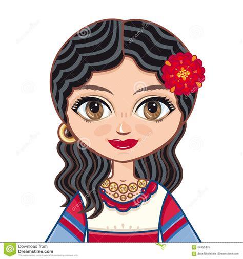 imagenes de simbolos gitanos la muchacha en vestido gitano ropa hist 243 rica retrato