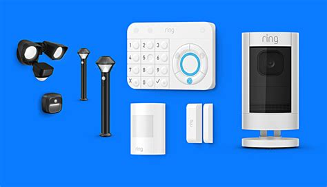 ring security light meet ring s 2018 home security devices lineup