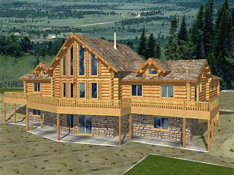 log home floor plans with basement modern and log homes log homes with work log