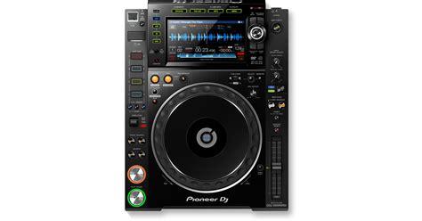 best pioneer cdj cdj 2000nxs2 pro dj multi player with high res audio