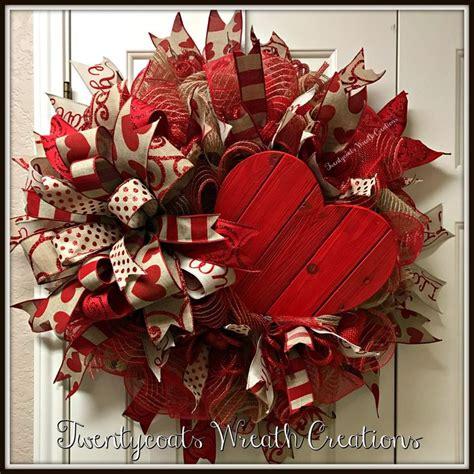 valentines mesh wreath best 25 wreath ideas on