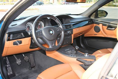 vehicle repair manual 2002 bmw m3 interior lighting sell used 2012 bmw m3 e92 6mt individual laguna seca blue paint and rust brown interior in gulf