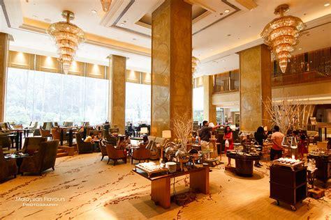 shangri la hotel kuala lumpur chocolate symphony  lobby