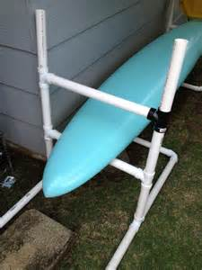 swimkat how to build a prone paddleboard rack
