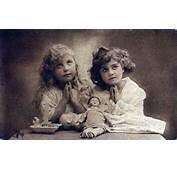 I Bambini Nelle Cartoline Antiche Foto Da Stampare E