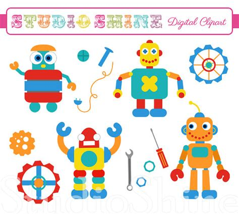 unavailable listing on etsy robot gears clipart clipart suggest