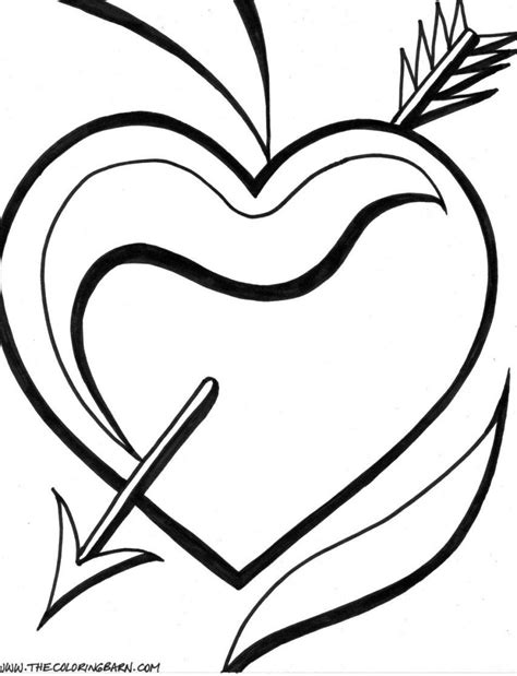 coloring pictures of roses and hearts roses and hearts coloring pages coloring home