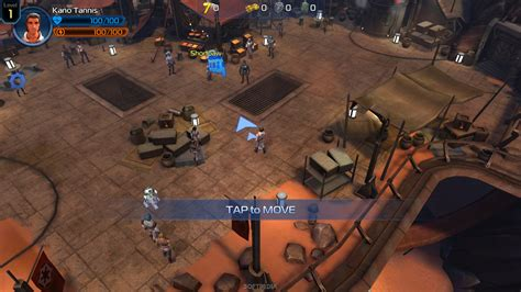 wars app android wars uprising rpg unleashed on android ios